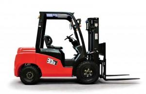 Motostivuitor diesel MITSUBISHI - capacitate 2500 kg - CPCD25T8