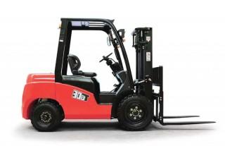 Motostivuitor diesel MITSUBISHI - capacitate 3500 kg - CPCD35T8