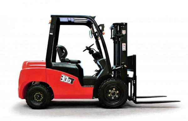 Motostivuitor diesel Mitsubishi - capacitate 2000 kg - CPCD20T8