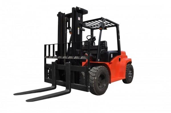 Motostivuitor diesel MITSUBISHI S6S - capacitate 5000 kg - CPCD50T8X