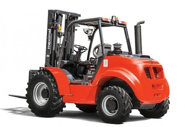Motostivuitor Yanmar - capacitate 2500 kg - FD35T-C4WE3